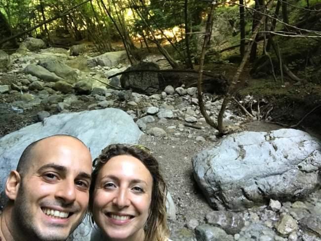cascata cenghen-gita-in-famiglia