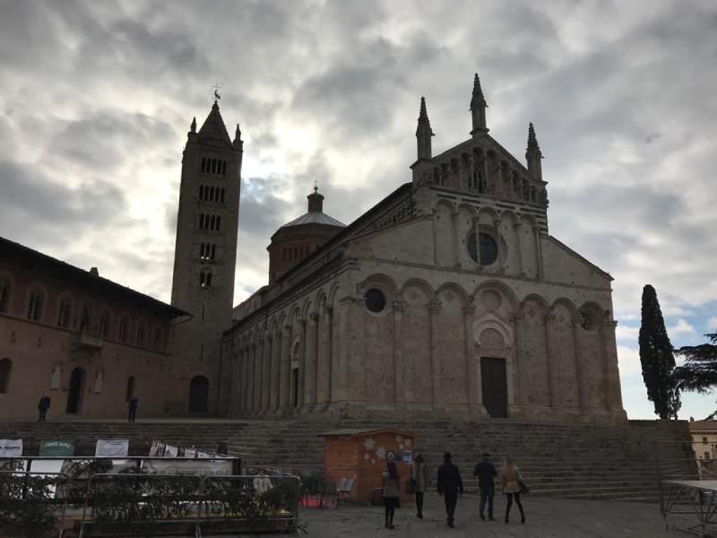 cattedrale di massa marittima