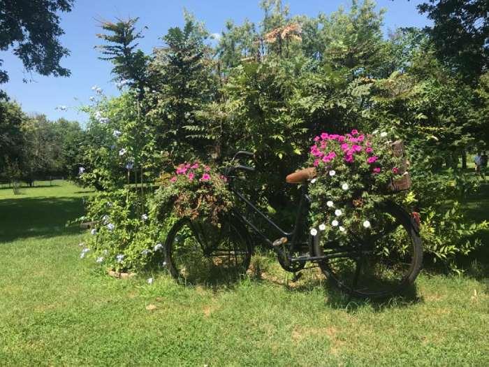 giardino cascina di mezzo