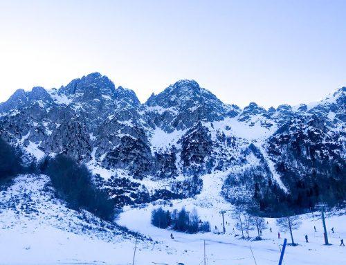 Idee per sciare vicino a Milano coi bambini