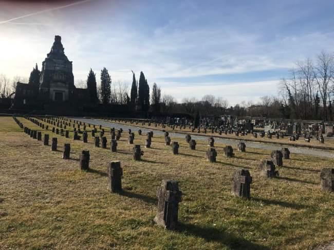 crespi d'adda cimitero