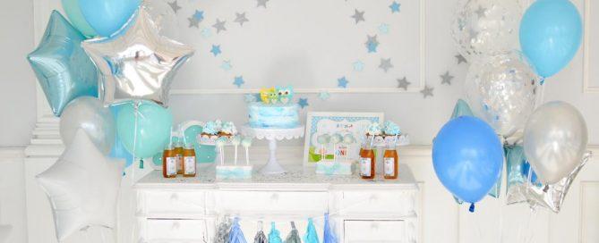 festa di compleanno in casa per bambini