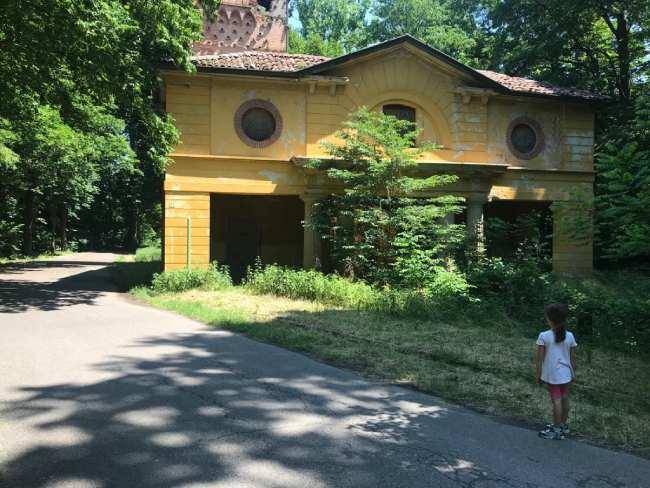 parco di monza bambini