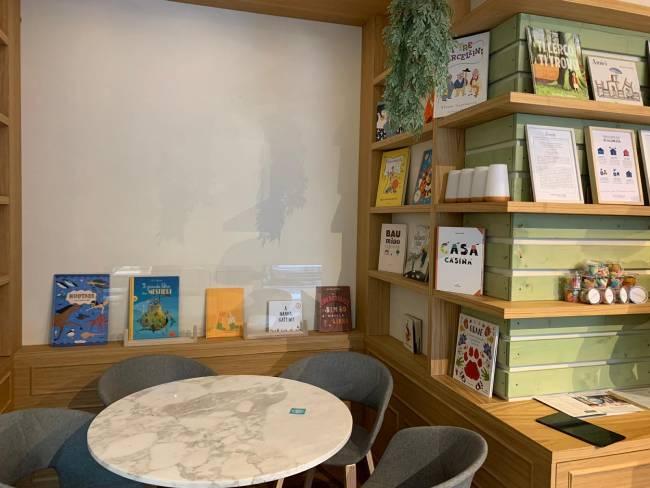 ristorante per bambini libri