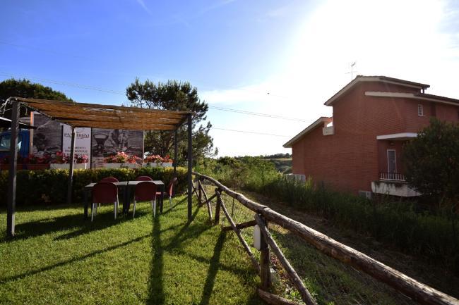 pizzeria per bambini roma giardino