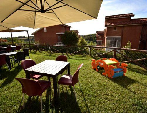 Pizzeria per bambini a Roma: Il Giardino Nascosto