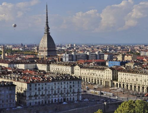 Visitare Torino con i bambini