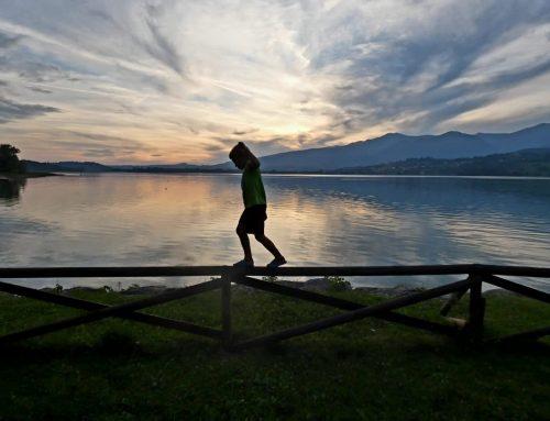 Lago di Pusiano: Gita in Brianza in famiglia