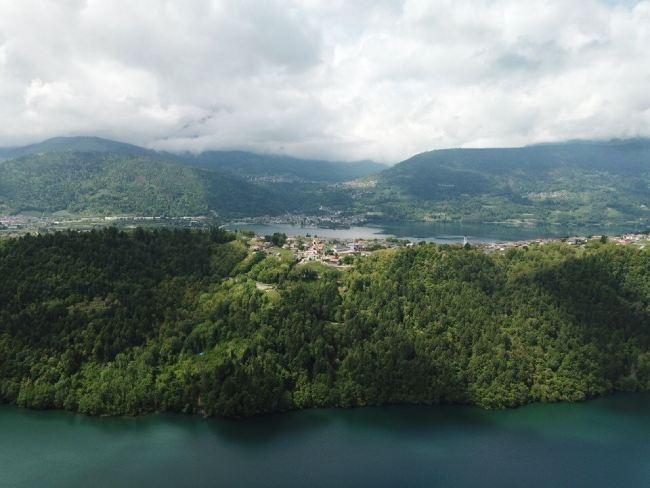 lago di levico e caldonazzo