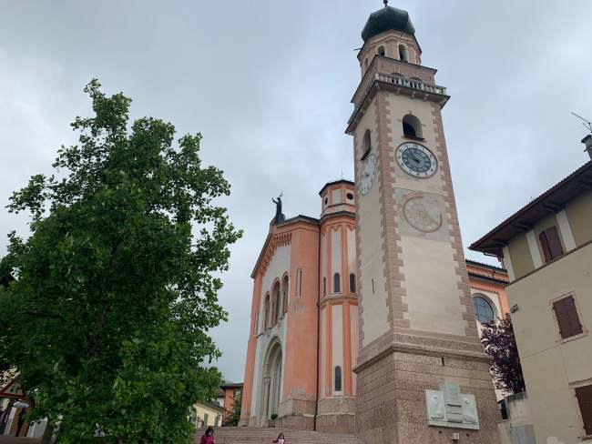chiesa levico