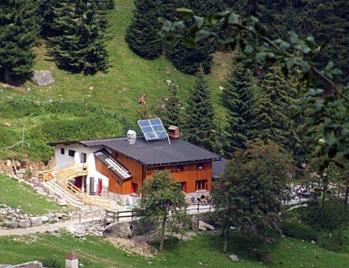 Rifugio Alpe Corte, passeggiata semplice in Lombardia