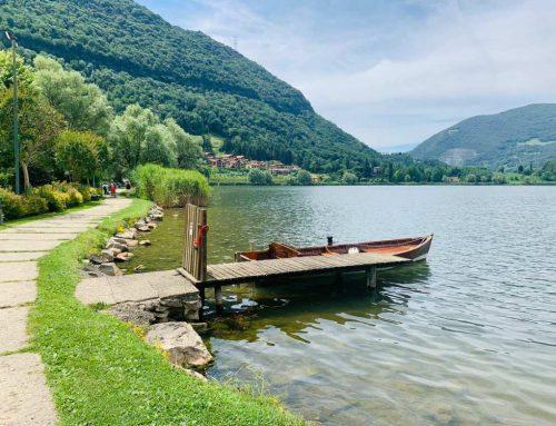 Lago d'Endine, gita relax in Lombardia