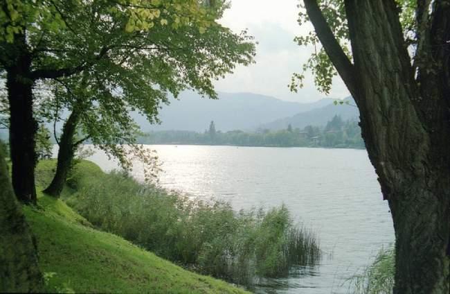 lago d'endine paesaggio