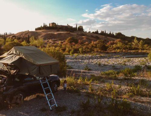 Free camping in Italia: consigli e itinerario