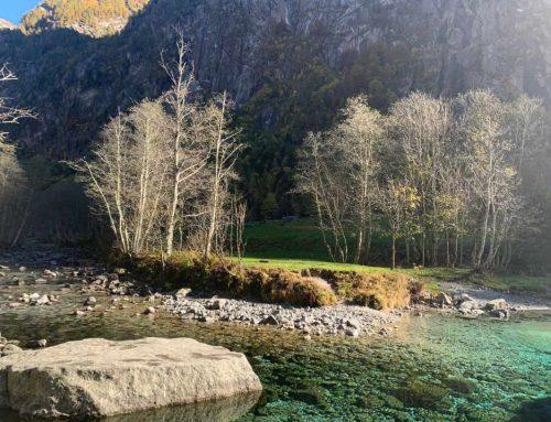 Val di Mello, un meraviglioso trekking in Lombardia